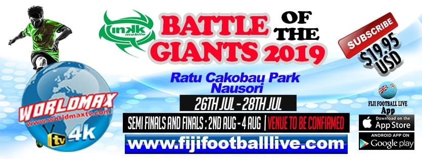 Fiji Football Live